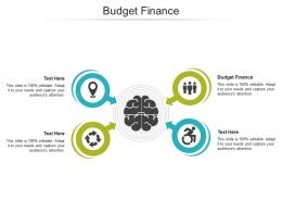 Budget Finance Ppt Powerpoint Presentation Styles File Formats Cpb