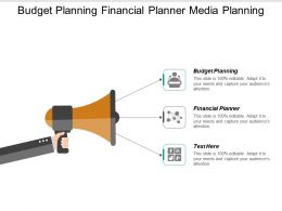 Budget Planning Financial Planner Media Planning Financial Planning Cpb