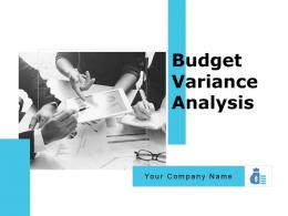Budget Variance Analysis Powerpoint Presentation Slides