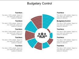 Budgetary Control Ppt Powerpoint Presentation Model Background Cpb