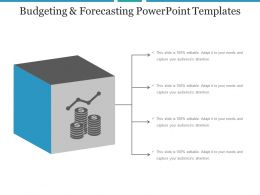Budgeting And Forecasting Powerpoint Templates