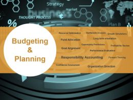Budgeting And Planning Powerpoint Guide Ppt Examples