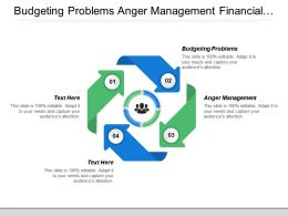 Budgeting Problems Anger Management Financial Analysis Performance Improvement Cpb