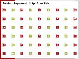 Build And Deploy Android App Icons Slide Ppt Demonstration
