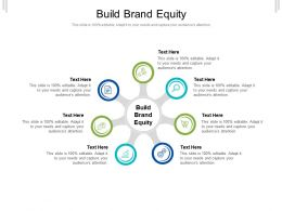 Build Brand Equity Ppt Powerpoint Presentation Ideas Slides Cpb