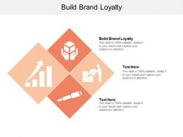 Build Brand Loyalty Ppt Powerpoint Presentation Outline Styles Cpb