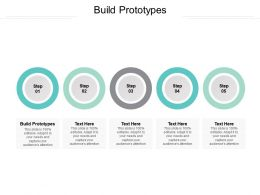 Build Prototypes Ppt Powerpoint Presentation Model Deck Cpb