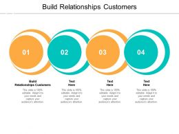 Build Relationships Customers Ppt Powerpoint Presentation Good Cpb
