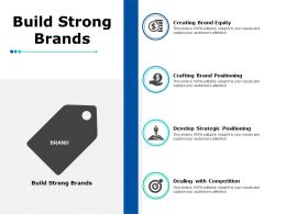 Build Strong Brands Ppt Powerpoint Presentation File Master Slide