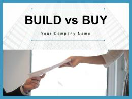 Build Vs Buy Analyze Management Dollar Framework Requirements