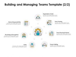 Building And Managing Teams Safety Ppt Powerpoint Presentation Slides