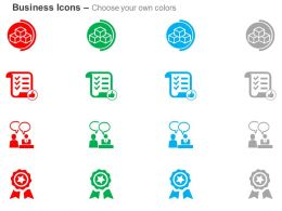 building_blocks_feedback_discussion_reward_ppt_icons_graphics_Slide02
