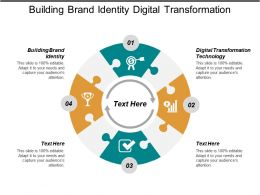 Building Brand Identity Digital Transformation Technology Leadership Impact Cpb