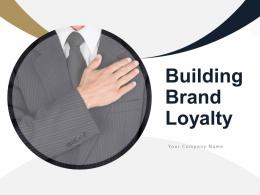 Building Brand Loyalty Powerpoint Presentation Slides