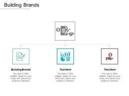 Building Brands Ppt Powerpoint Presentation File Slides Cpb