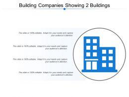 Building Companies Showing 2 Buildings