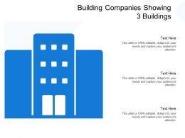 Building Companies Showing 3 Buildings