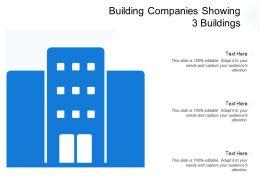 Building Companies Showing 3 Buildings