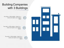 Building Companies With 3 Buildings