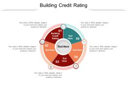 Building Credit Rating Ppt Powerpoint Presentation Professional Background Images Cpb