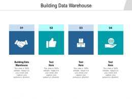 Building Data Warehouse Ppt Powerpoint Presentation File Backgrounds Cpb
