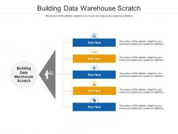 Building Data Warehouse Scratch Ppt Powerpoint Presentation Outline Cpb