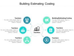 Building Estimating Costing Ppt Powerpoint Presentation Designs Cpb