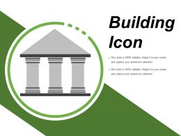 Building Icons Powerpoint Graphics