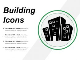 Building Icons Powerpoint Ideas