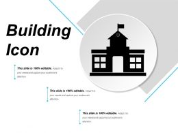 Building Icons Powerpoint Slide Images