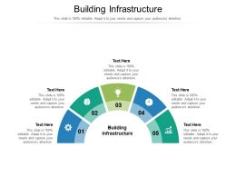 Building Infrastructure Ppt Powerpoint Presentation Icon Graphics Template Cpb