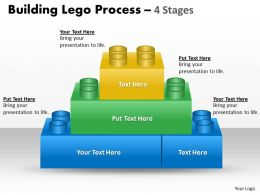 Building Lego Process 4 Stages 78