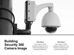 Building Security 360 Camera Image