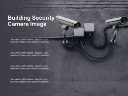 Building Security Camera Image
