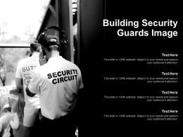 Building Security Guards Image