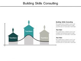Building Skills Consulting Ppt Powerpoint Presentation Outline Design Inspiration Cpb
