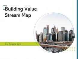 Building Value Stream Map Customer Data Process Steps Stock Information