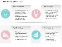 Bulb Idea Generation Growth Decay Ppt Icons Graphics