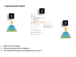 63690091 Style Layered Stairs 5 Piece Powerpoint Presentation Diagram Infographic Slide