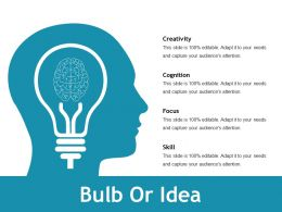 Bulb Or Idea Ppt File Styles