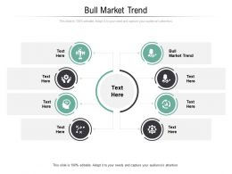 Bull Market Trend Ppt Powerpoint Presentation Pictures Example Introduction Cpb