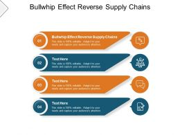 Bullwhip Effect Reverse Supply Chains Ppt Powerpoint Presentation Infographic Cpb