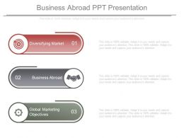 Business Abroad Ppt Presentation