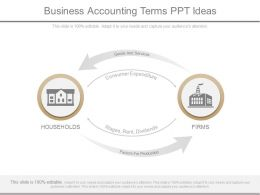 Business Accounting Terms Ppt Ideas