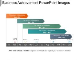 Business Achievement Powerpoint Images