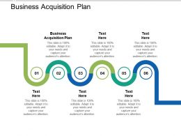 Business Acquisition Plan Ppt Powerpoint Presentation Infographic Template Icon Cpb