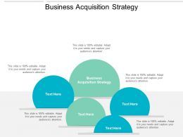 Business Acquisition Strategy Ppt Powerpoint Presentation Portfolio Layouts Cpb