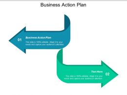 Business Action Plan Ppt Powerpoint Presentation Icon Diagrams Cpb