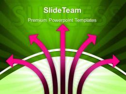 Business Activity Presentation Templates Arrows Editable Ppt Slides Powerpoint