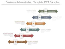 Business Administration Template Ppt Samples